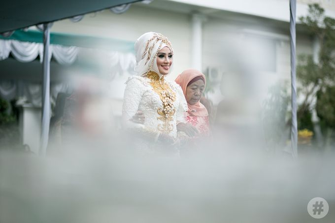 Noven & Reza Traditional Wedding Palembang by #thephotoworks - 004
