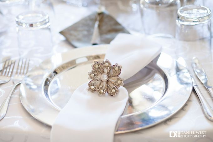 Fairytale wedding at Silver Sixpence Dullstroom by Daniel West - 002