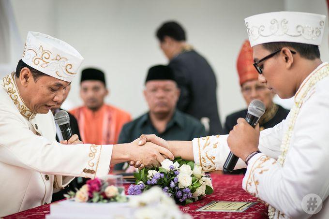 Noven & Reza Traditional Wedding Palembang by #thephotoworks - 006