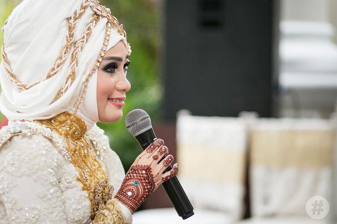 Noven & Reza Traditional Wedding Palembang by #thephotoworks - 010