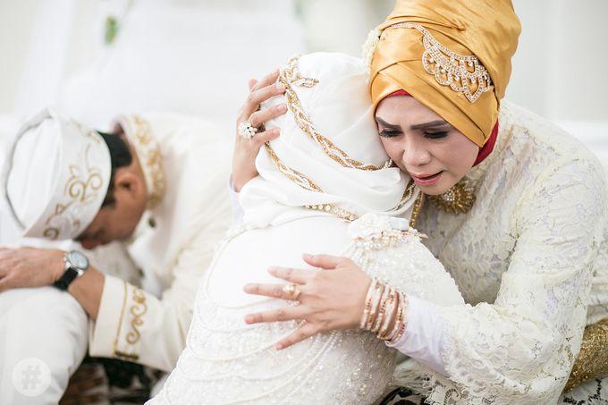 Noven & Reza Traditional Wedding Palembang by #thephotoworks - 011