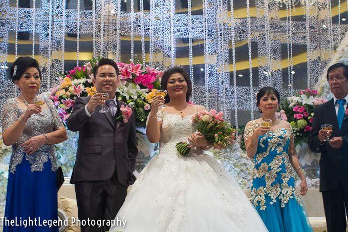 William & Siska Enchanted Wedding by Dome Harvest - 020