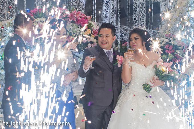 William & Siska Enchanted Wedding by Dome Harvest - 021