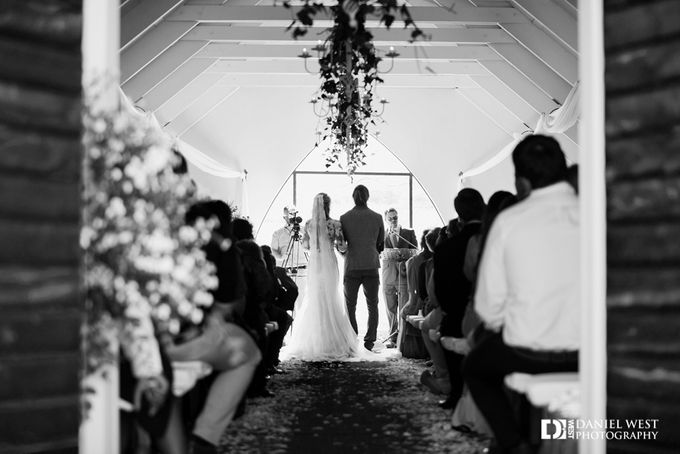 Fairytale wedding at Silver Sixpence Dullstroom by Daniel West - 006