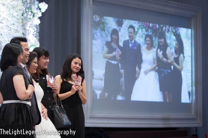 William & Siska Enchanted Wedding by Dome Harvest - 033