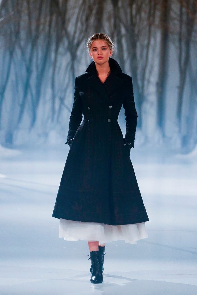 Paolo Sebastian - The Snow Maiden Autumn-Winter 2016 collection by The Proposal - 023