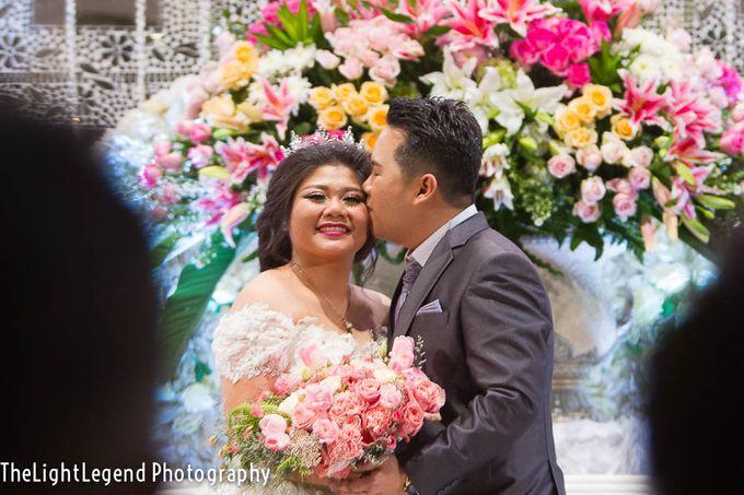 William & Siska Enchanted Wedding by Dome Harvest - 035