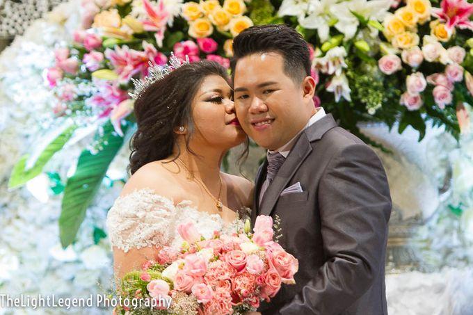 William & Siska Enchanted Wedding by Dome Harvest - 036