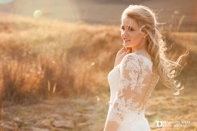 Fairytale wedding at Silver Sixpence Dullstroom by Daniel West - 011
