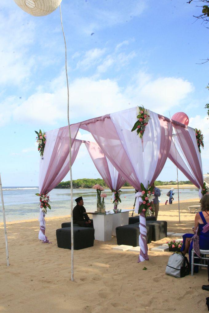 Annisa & Wikdhal Wedding at The Westin Bali by The Westin Resort Nusa Dua, Bali - 001