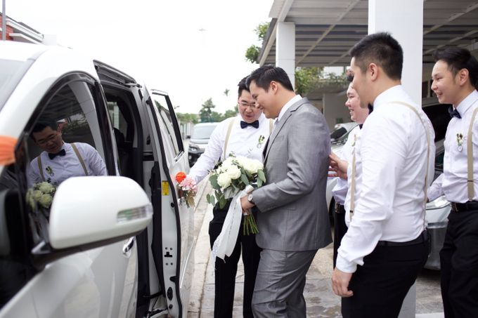 Beautiful Wedding by Priority Rent car - 003