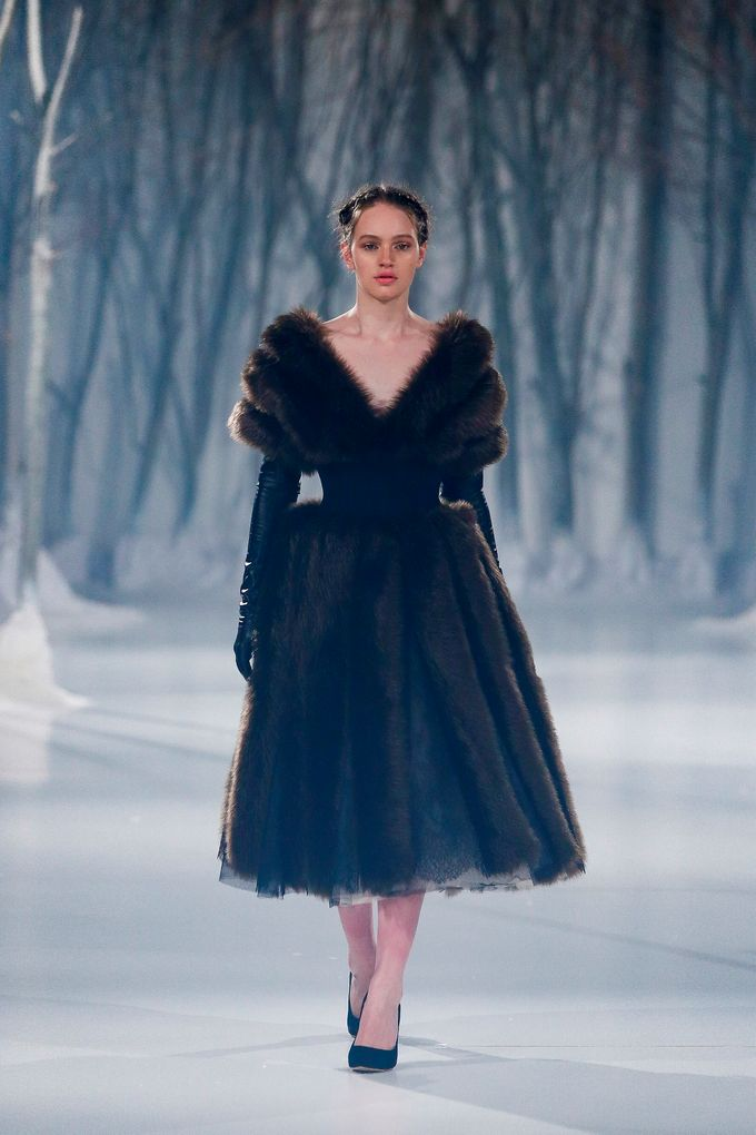 Paolo Sebastian - The Snow Maiden Autumn-Winter 2016 collection by The Proposal - 027