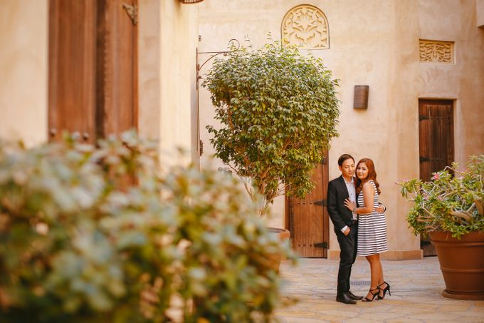 F R A N C I S  x R O X A N N E   DUBAI ENGAGEMENT SESSION by Leighton Andante - 006