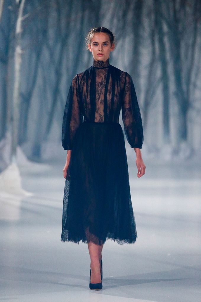 Paolo Sebastian - The Snow Maiden Autumn-Winter 2016 collection by The Proposal - 028
