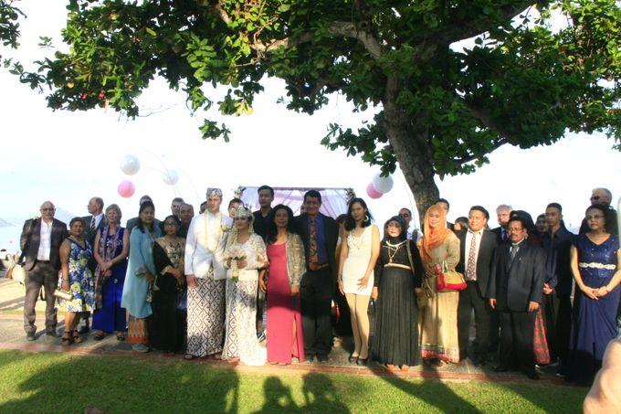 Annisa & Wikdhal Wedding at The Westin Bali by The Westin Resort Nusa Dua, Bali - 007