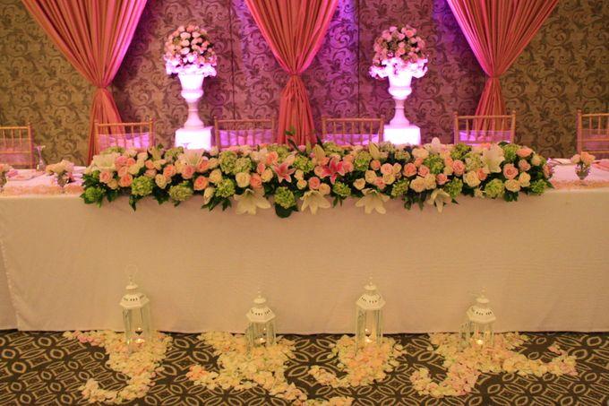 Annisa & Wikdhal Wedding at The Westin Bali by The Westin Resort Nusa Dua, Bali - 006