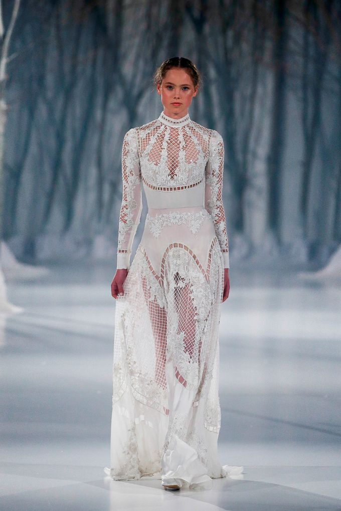 Paolo Sebastian - The Snow Maiden Autumn-Winter 2016 collection by The Proposal - 036