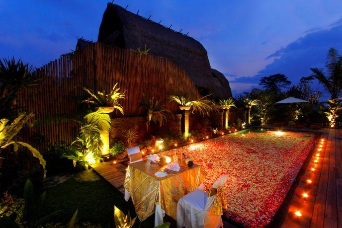Ricefield Wedding at De Klumpu Bali by De Umah Bali - 003