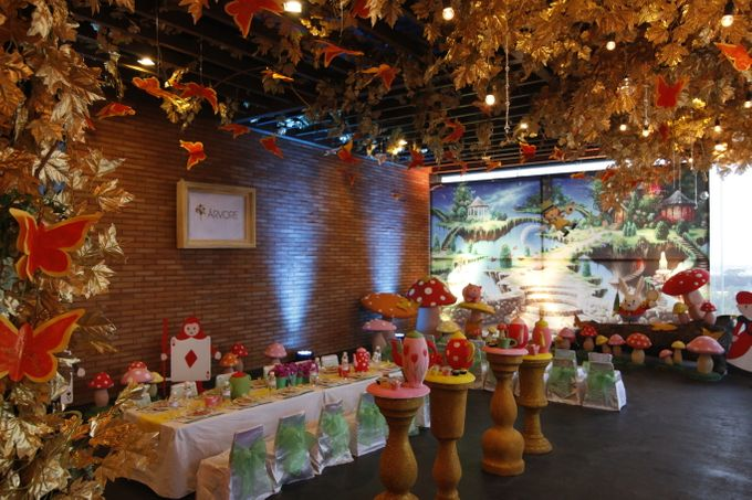 Soft Opening of United Grand Hall by Culture Royale Catering - 004