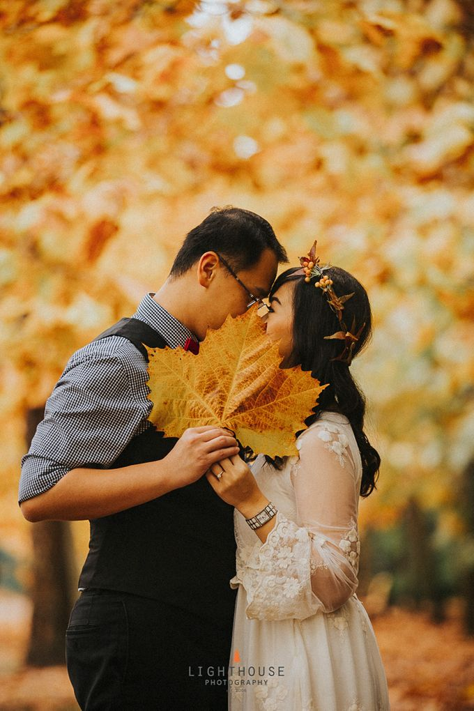 The Prewedding of Dipta and Stella - Tokyo by Lighthouse Photography - 005