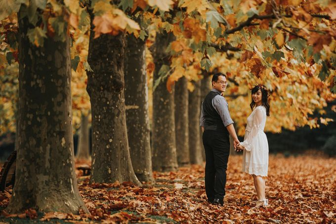 The Prewedding of Dipta and Stella - Tokyo by Lighthouse Photography - 013