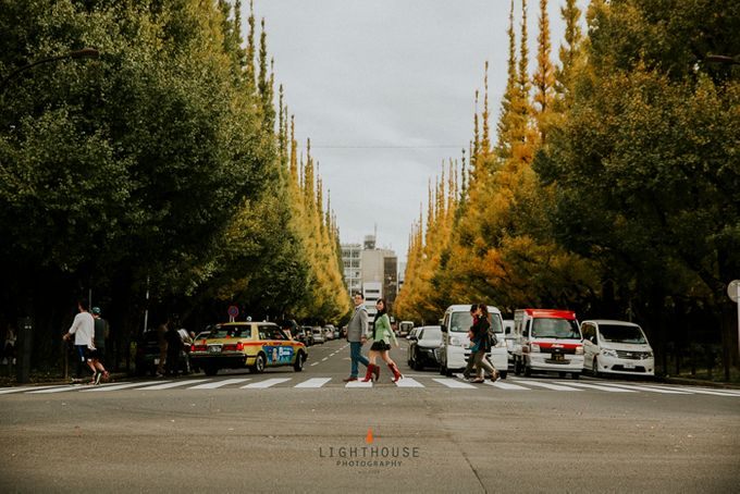 The Prewedding of Dipta and Stella - Tokyo by Lighthouse Photography - 017