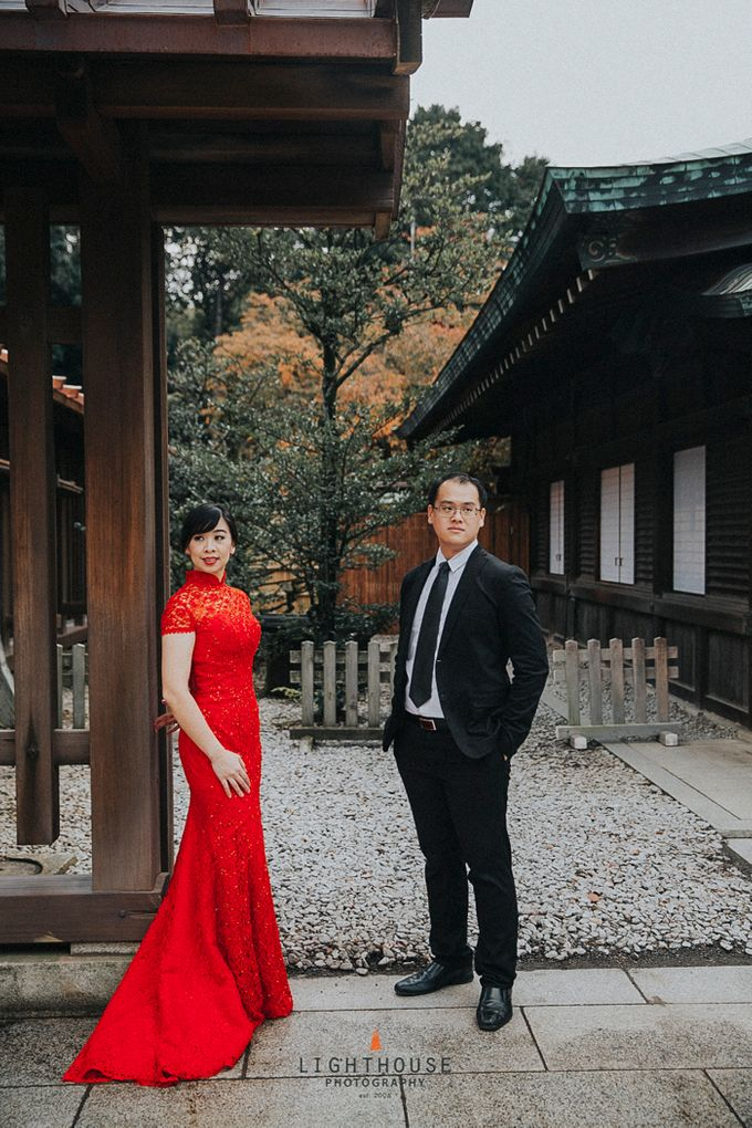 The Prewedding of Dipta and Stella - Tokyo by Lighthouse Photography - 019