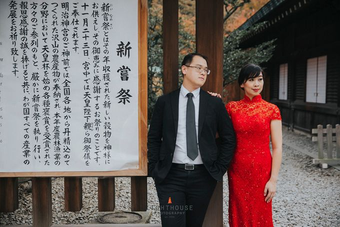 The Prewedding of Dipta and Stella - Tokyo by Lighthouse Photography - 020