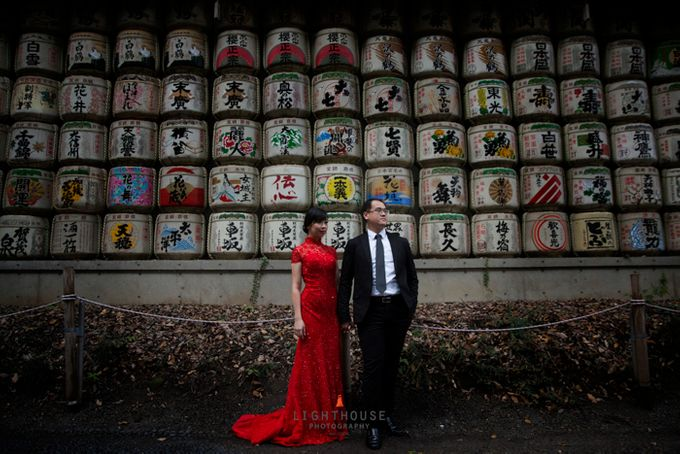 The Prewedding of Dipta and Stella - Tokyo by Lighthouse Photography - 021