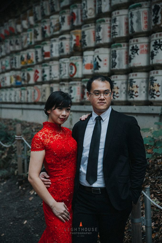 The Prewedding of Dipta and Stella - Tokyo by Lighthouse Photography - 022