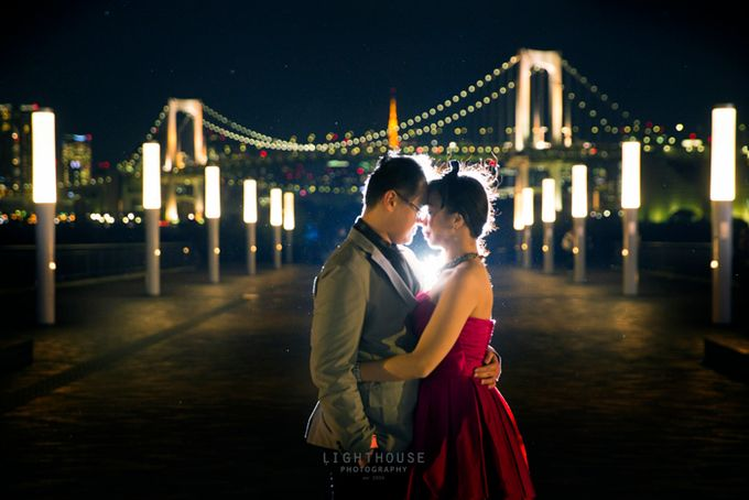 The Prewedding of Dipta and Stella - Tokyo by Lighthouse Photography - 023