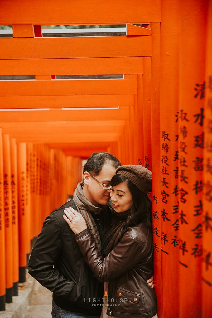 The Prewedding of Dipta and Stella - Tokyo by Lighthouse Photography - 025