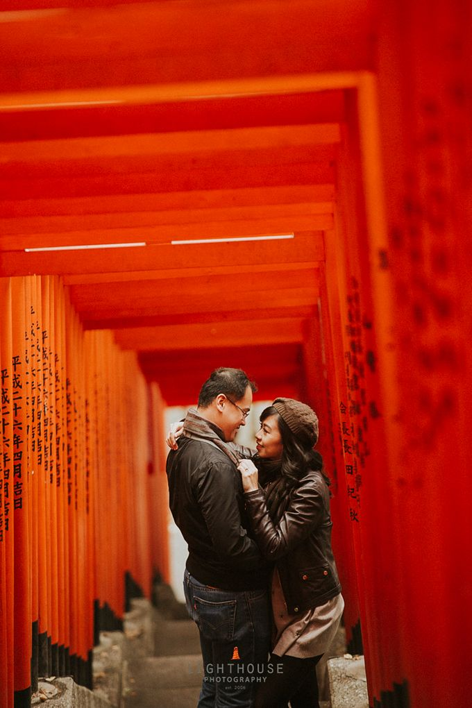The Prewedding of Dipta and Stella - Tokyo by Lighthouse Photography - 026