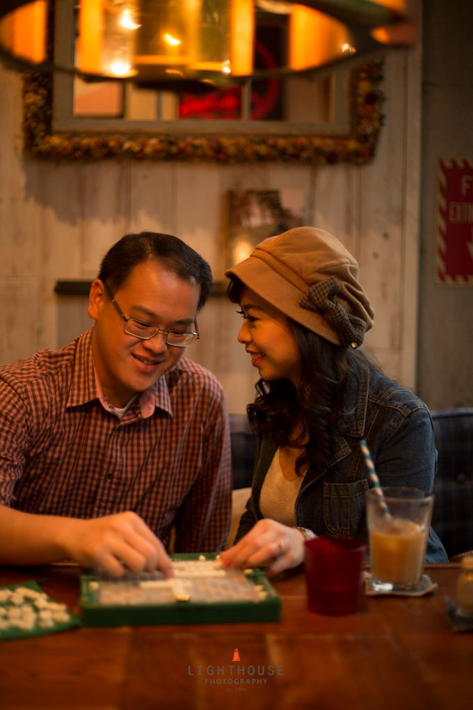 The Prewedding of Dipta and Stella - Tokyo by Lighthouse Photography - 031