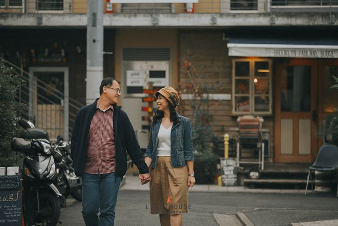 The Prewedding of Dipta and Stella - Tokyo by Lighthouse Photography - 034