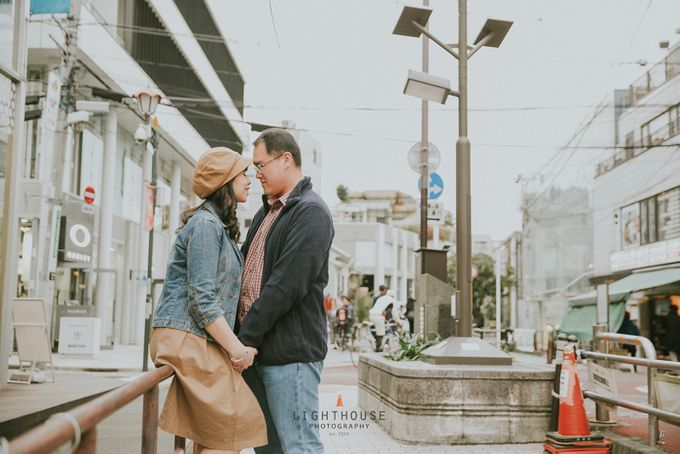 The Prewedding of Dipta and Stella - Tokyo by Lighthouse Photography - 038