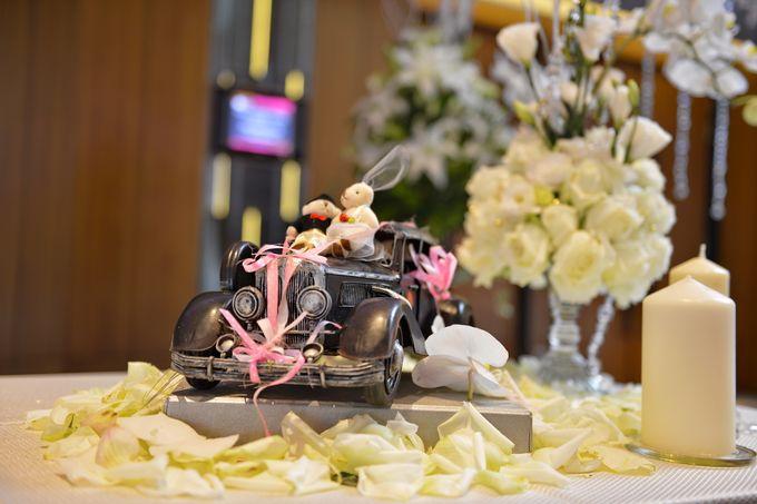 Wedding at Aloft Kuala Lumpur Sentral by Aloft Kuala Lumpur Sentral - 009