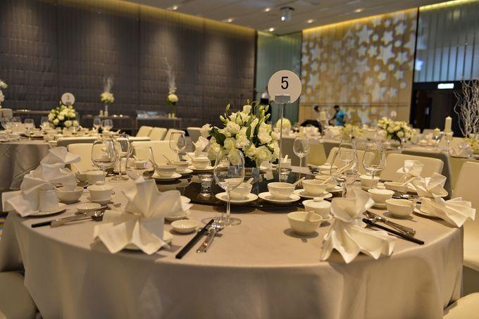 Wedding at Aloft Kuala Lumpur Sentral by Aloft Kuala Lumpur Sentral - 010