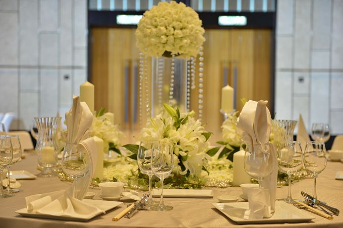 Wedding at Aloft Kuala Lumpur Sentral by Aloft Kuala Lumpur Sentral - 016