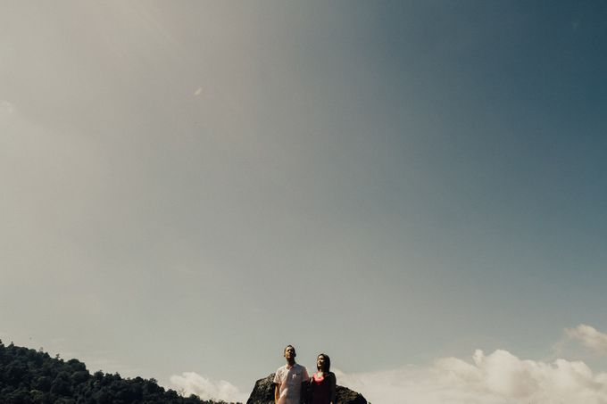The Prewedding of Ferian and Sylvia - Bandung by Lighthouse Photography - 001