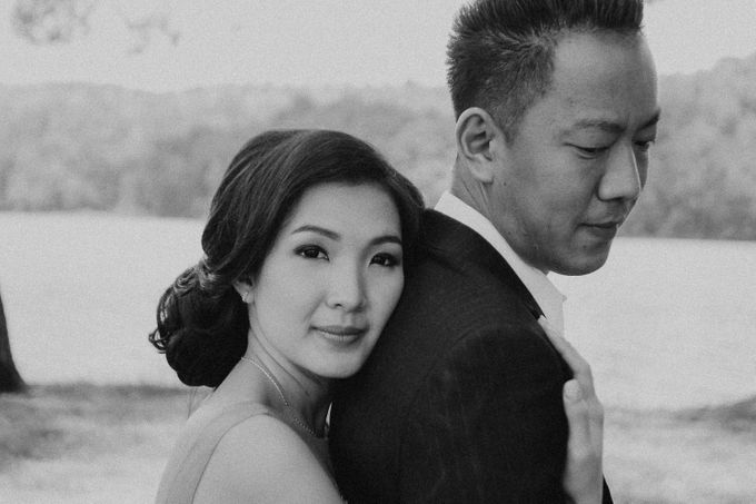The Prewedding of Ferian and Sylvia - Bandung by Lighthouse Photography - 004