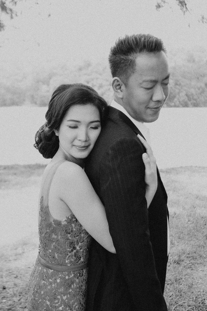 The Prewedding of Ferian and Sylvia - Bandung by Lighthouse Photography - 005