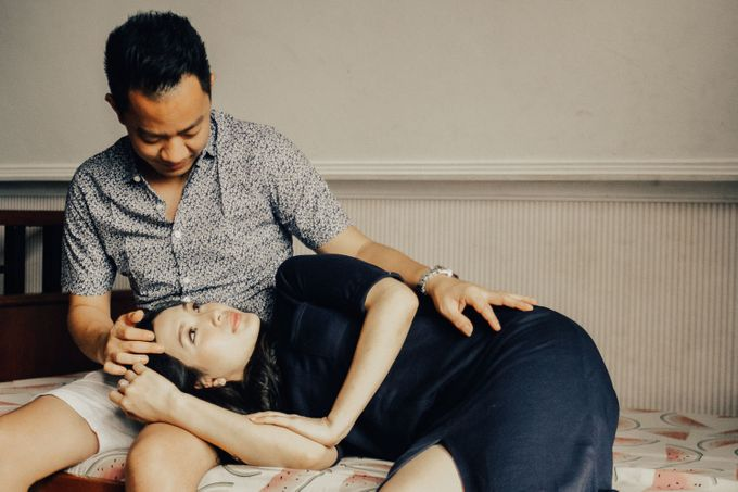 The Prewedding of Ferian and Sylvia - Bandung by Lighthouse Photography - 012