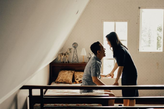 The Prewedding of Ferian and Sylvia - Bandung by Lighthouse Photography - 015