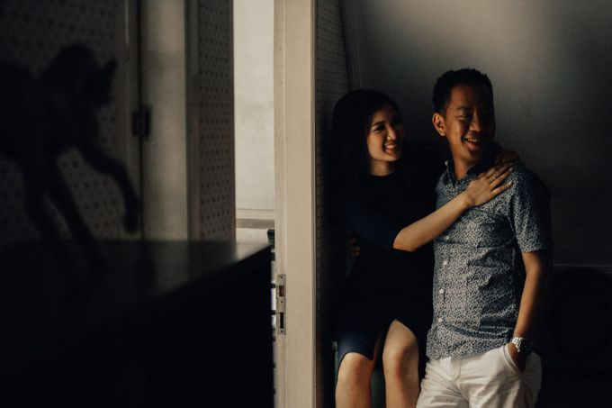 The Prewedding of Ferian and Sylvia - Bandung by Lighthouse Photography - 020