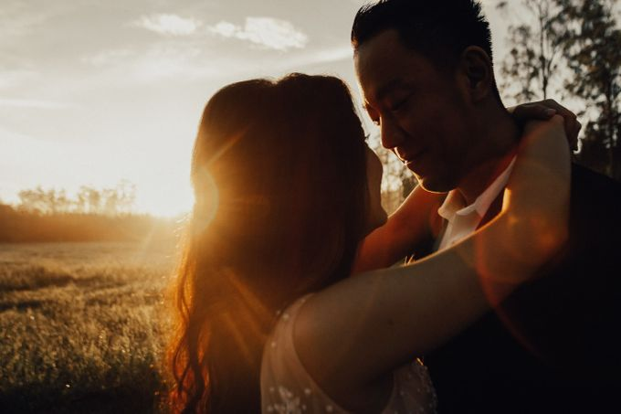The Prewedding of Ferian and Sylvia - Bandung by Lighthouse Photography - 023