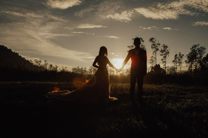 The Prewedding of Ferian and Sylvia - Bandung by Lighthouse Photography - 025