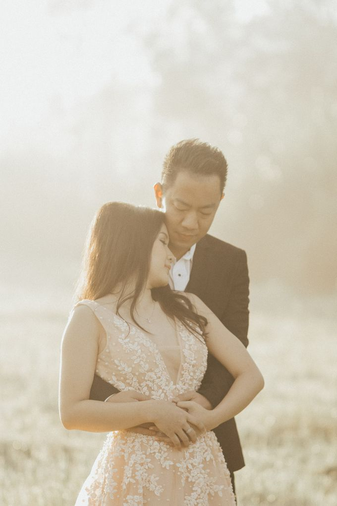 The Prewedding of Ferian and Sylvia - Bandung by Lighthouse Photography - 027
