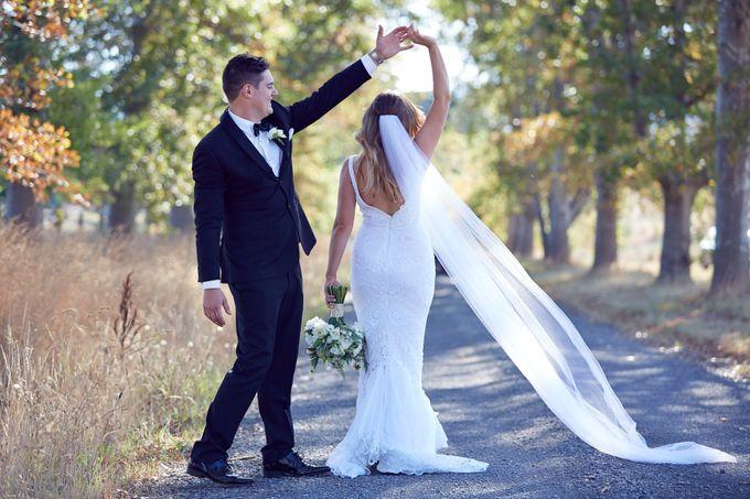 Yarra Valley Weddings by Zonzo Estate - 003