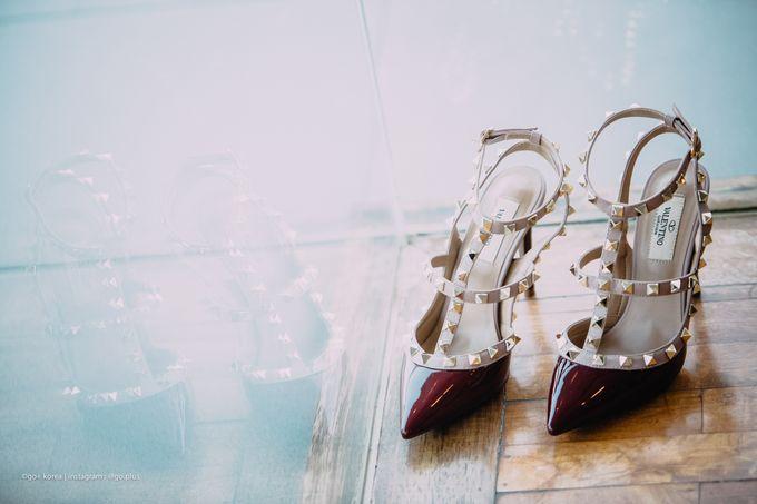 Halim & Meily Wedding by go+ - 023